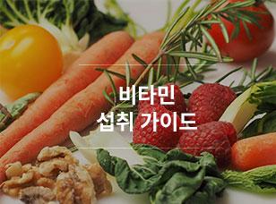 비타민 섭취 가이드
