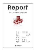 경희대학교레포트표지