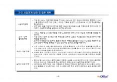 커뮤니케이션 서비스 개발 메타오피스의 투자제안 및 사업계획서 - 회사소개서 홍보자료 #9