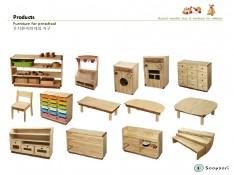 아빠들이 만든 친환경 목재완구 및 교구 숲소리 - 회사소개서 홍보자료 #11