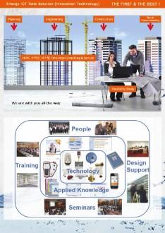 배관설계 자동프로그램인 IMI HYDRONIC ENGINEERING 리플렛 - 회사소개서 홍보자료 #4