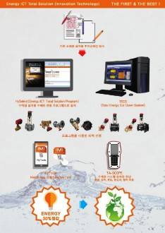 배관설계 자동프로그램인 IMI HYDRONIC ENGINEERING 리플렛 - 회사소개서 홍보자료 #5