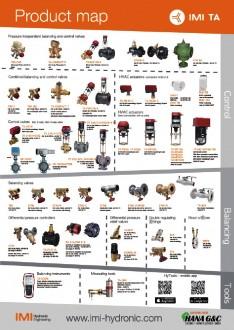 배관설계 자동프로그램인 IMI HYDRONIC ENGINEERING 리플렛 - 회사소개서 홍보자료 #10