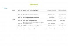 HO MEE COMMUNICATIONS 전시기획 회사소개서(컨퍼런스 전문) - 회사소개서 홍보자료 #7