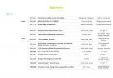 HO MEE COMMUNICATIONS 전시기획 회사소개서(컨퍼런스 전문) - 회사소개서 홍보자료 #8