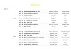HO MEE COMMUNICATIONS 전시기획 회사소개서(컨퍼런스 전문) - 회사소개서 홍보자료 #10