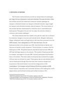 항공 산업의 성장배경과 과정 에세이(영문)