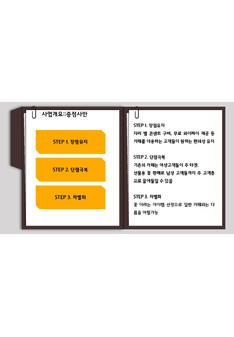 비밀의 화원 창업 사업계획서 #5