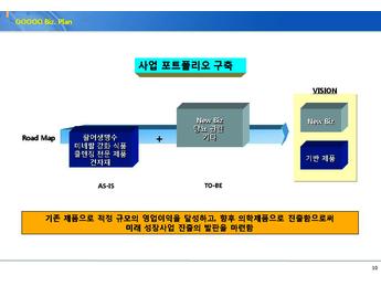 이온 알카리 복합물질 사업계획서