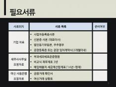 고려경영연구소 경영컨설팅 및 정책자금 안내서 - 회사소개서 홍보자료 #6