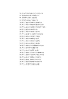 기업별/직종별 자기소개서 샘플 300선 - 취업문서 양식, 서식, 샘플 자료. #5
