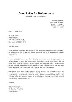 취업제안서(Reference Letter for Suggestion2)-은행