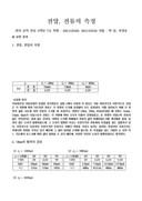 전압 전류의 측정실험 보고서