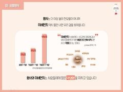 황사마스크 신제품 마케팅 전략 제안서 - 사업계획서