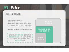 영화 리메이크 제안서 - 예스폼 사업계획서