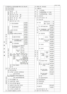 [2018년 연말정산] 근로소득 원천징수 영수증/근로소득 지급명세서 - 섬네일 2page