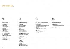아웃스퀘어 브랜딩 전문기업(홍보) 회사소개서 - 회사소개서 홍보자료 #12