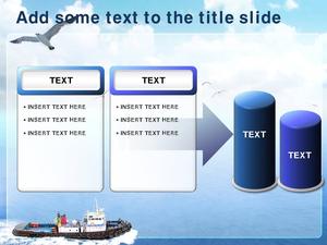 수산업 바다위의 어선(파워포인트>프리미엄 PPT>건축/토목) - 예스폼 쇼핑몰