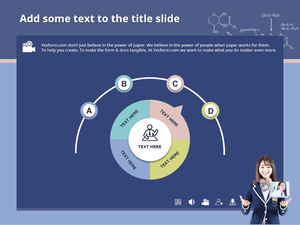 인터넷 교육(Smart Education) 프리젠테이션 템플릿