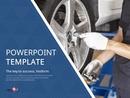 파워포인트 배경 (산업) 자동차 정비