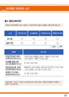 세움에듀 원격 평생교육원 - 회사소개서 홍보자료 #11