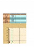 월별 선물옵션 손익일일 거래 구조 그래프