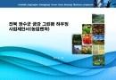 전북 장수군 금강 그린팜 농원개발 사업제안서