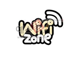 섬네일: wifi zone - 손글씨 > POP > 안내표지판