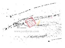 섬네일: 방울뿌림번짐91 - 손글씨 > 캘리그래피 > 붓터치