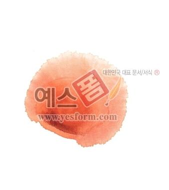 미리보기: 칼라번짐66 - 손글씨 > 캘리그래피 > 붓터치
