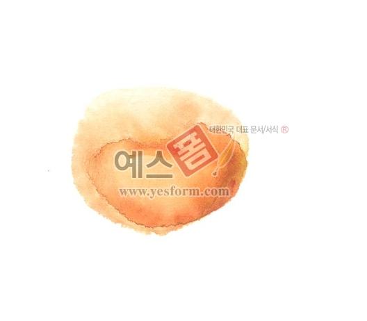 미리보기: 칼라번짐74 - 손글씨 > 캘리그래피 > 붓터치