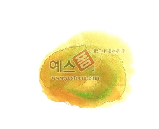 미리보기: 칼라번짐76 - 손글씨 > 캘리그래피 > 붓터치