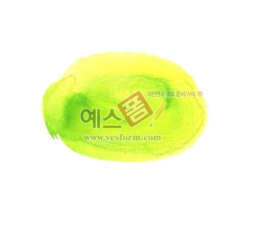 미리보기: 칼라번짐91 - 손글씨 > 캘리그래피 > 붓터치