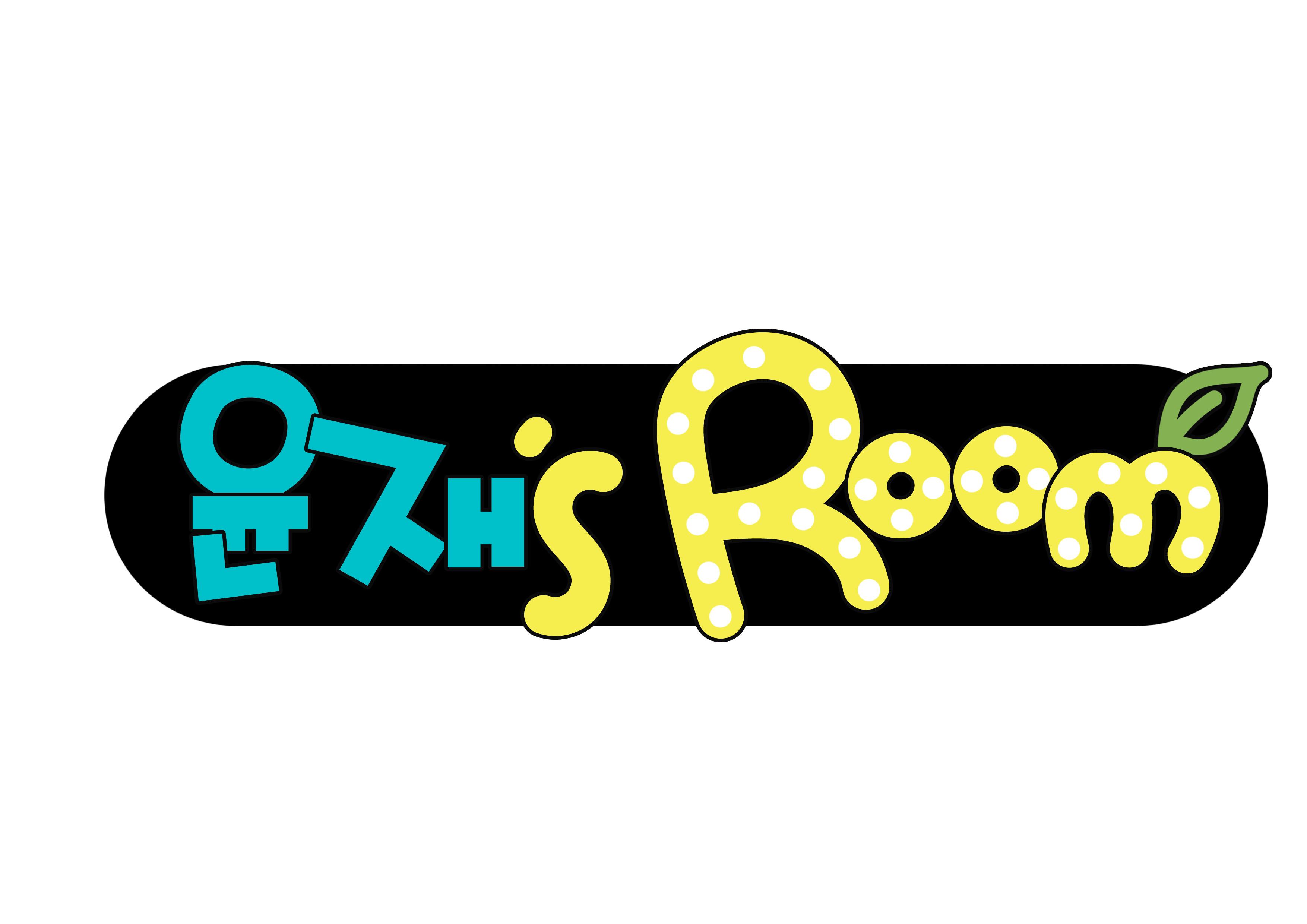 윤재s Room(방문,아이방,이름표)