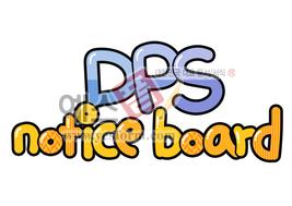 섬네일: DPS noticeboard - 손글씨 > POP > 기타