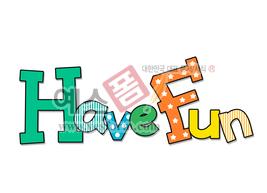 섬네일: HaveFun - 손글씨 > POP > 기타