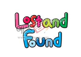 섬네일: Lost and Found(분실물 보관소) - 손글씨 > POP > 기타