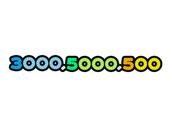3000,5000,500