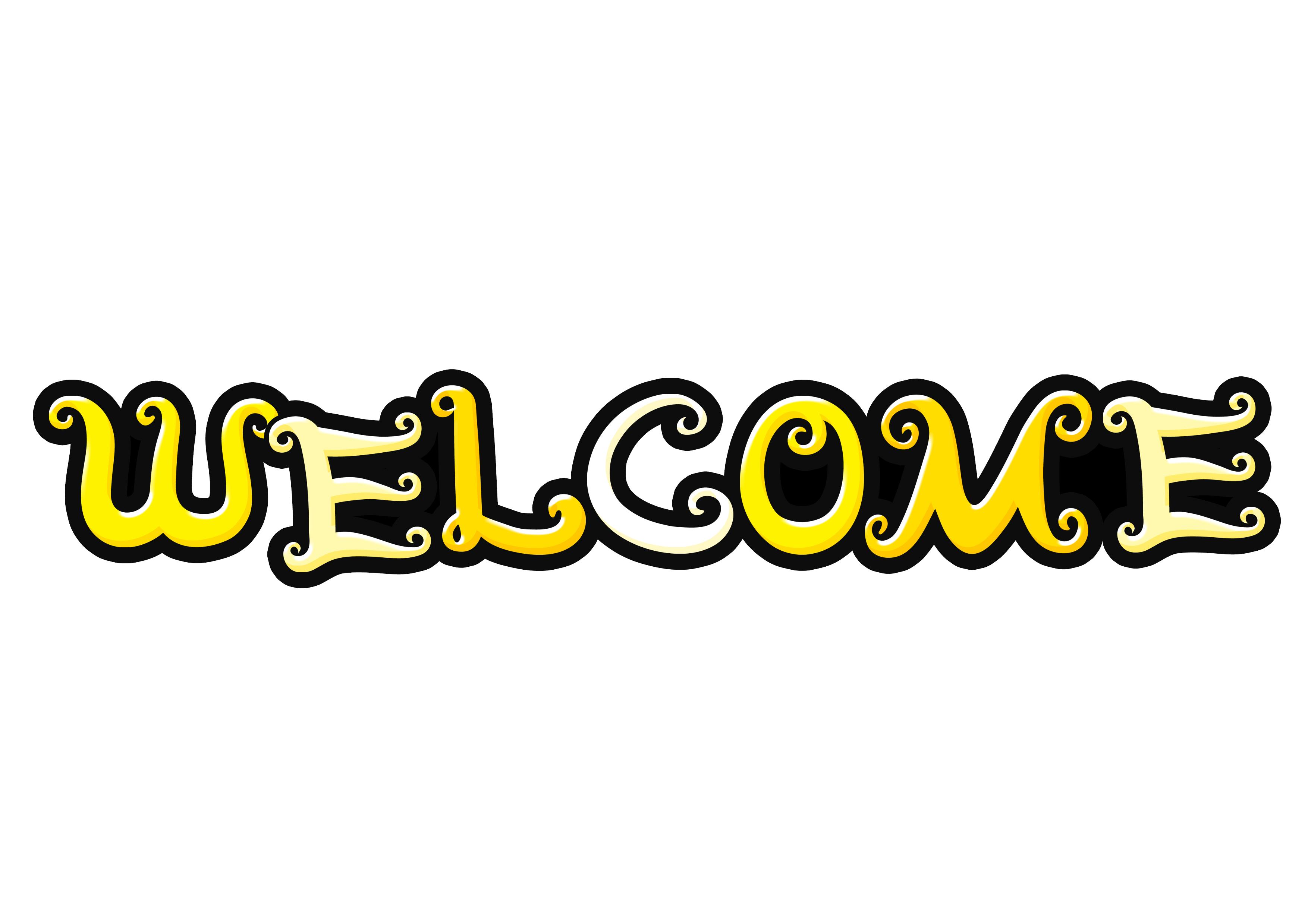 WELCOME (환영,인사)