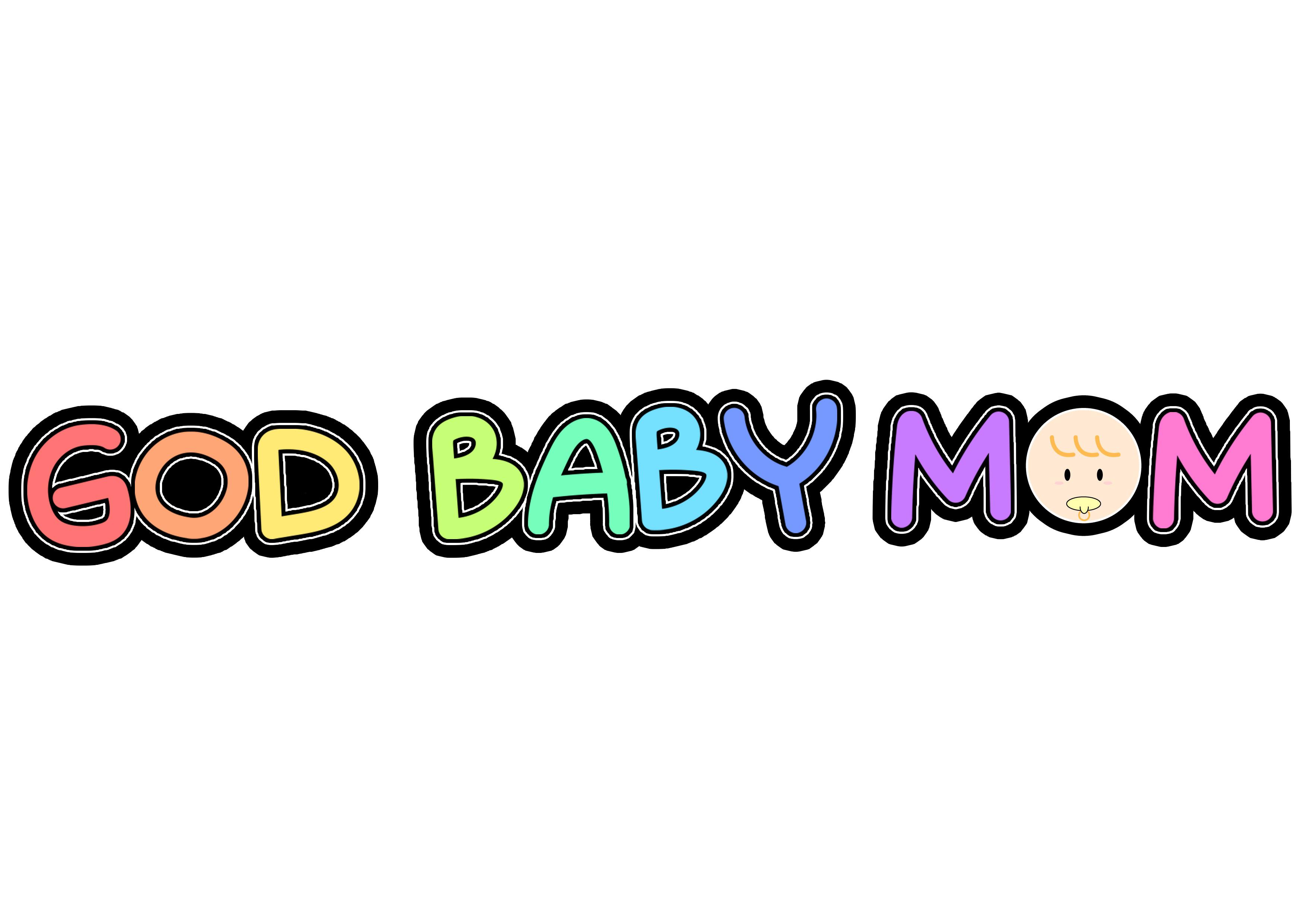 GOD BABY MOM(신,아기,아이,엄마,어머니)