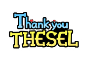 Thank you THESEL(감사, 영어)