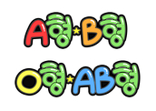 A형,B형   O형,AB형