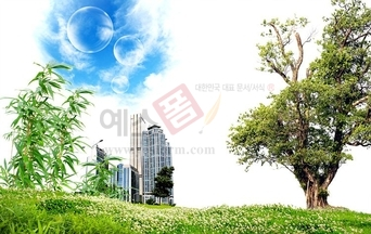 물방울,나무,고목나무,초록,대나무,건물,건축물,빌딩,하늘