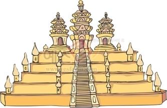 성,구조물,유물,신전,계단