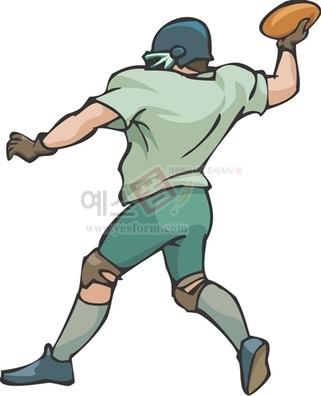 스포츠선수,럭비공,럭비선수,남자,무릎보호대,유니폼