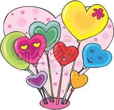 풍선,하트,사랑,발렌타인데이,화이트데이