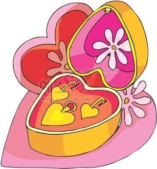 발렌타인데이,화이트데이,사랑표현,상자,꽃,귀걸이,장식품