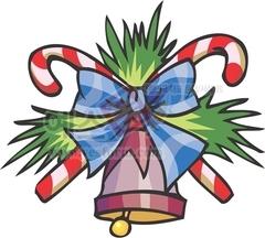 양초,리본,크리스마스장식,종,촛불,크리스마스,촛대,사탕,막대사탕,지팡이사탕