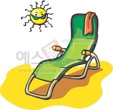 해변,휴양지,휴가,썬탠,의자,수건