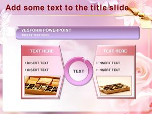 이벤트 달콤한 초콜릿(파워포인트>프리미엄 PPT>음식/식품) - 예스폼 쇼핑몰